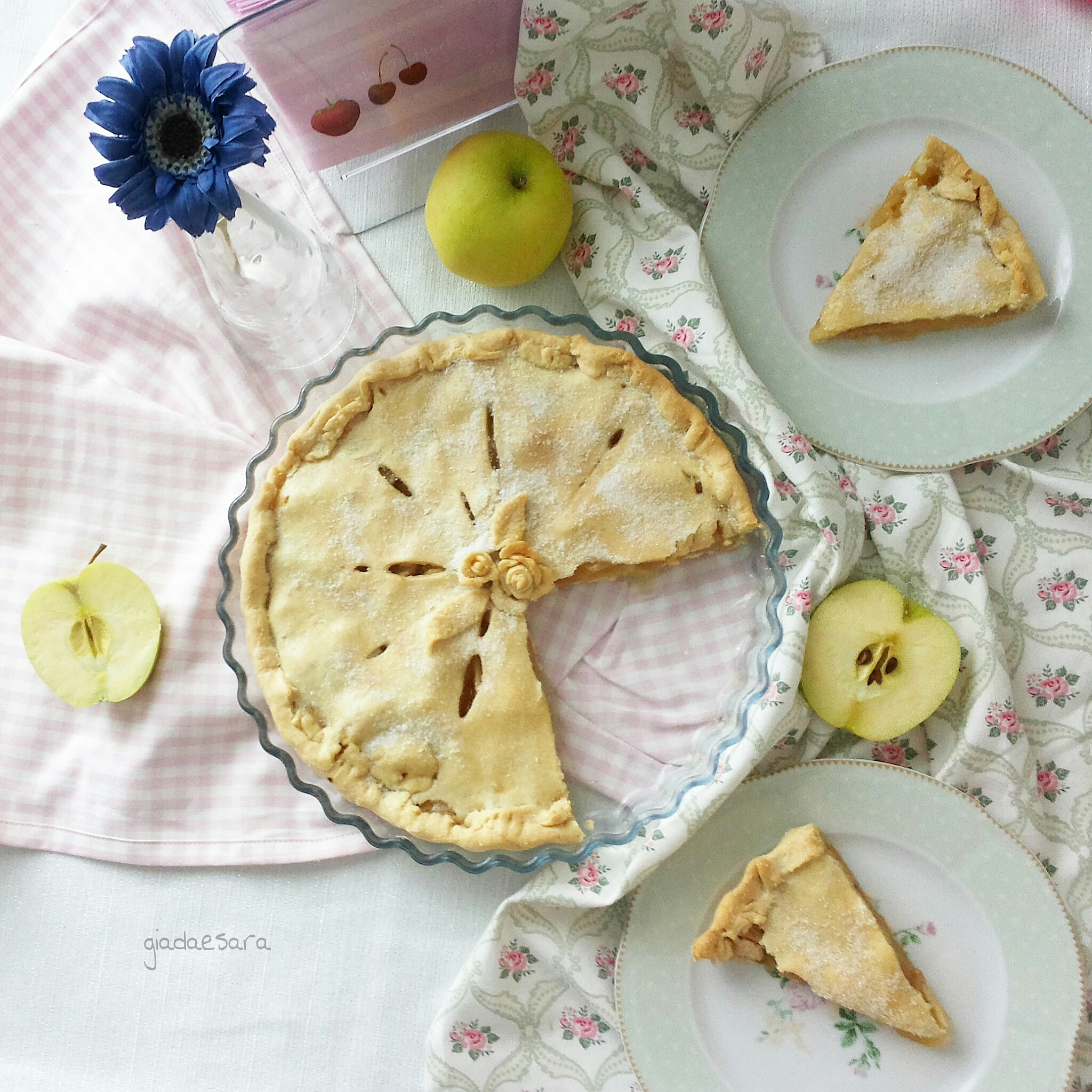 Apple pie (a modo mio)