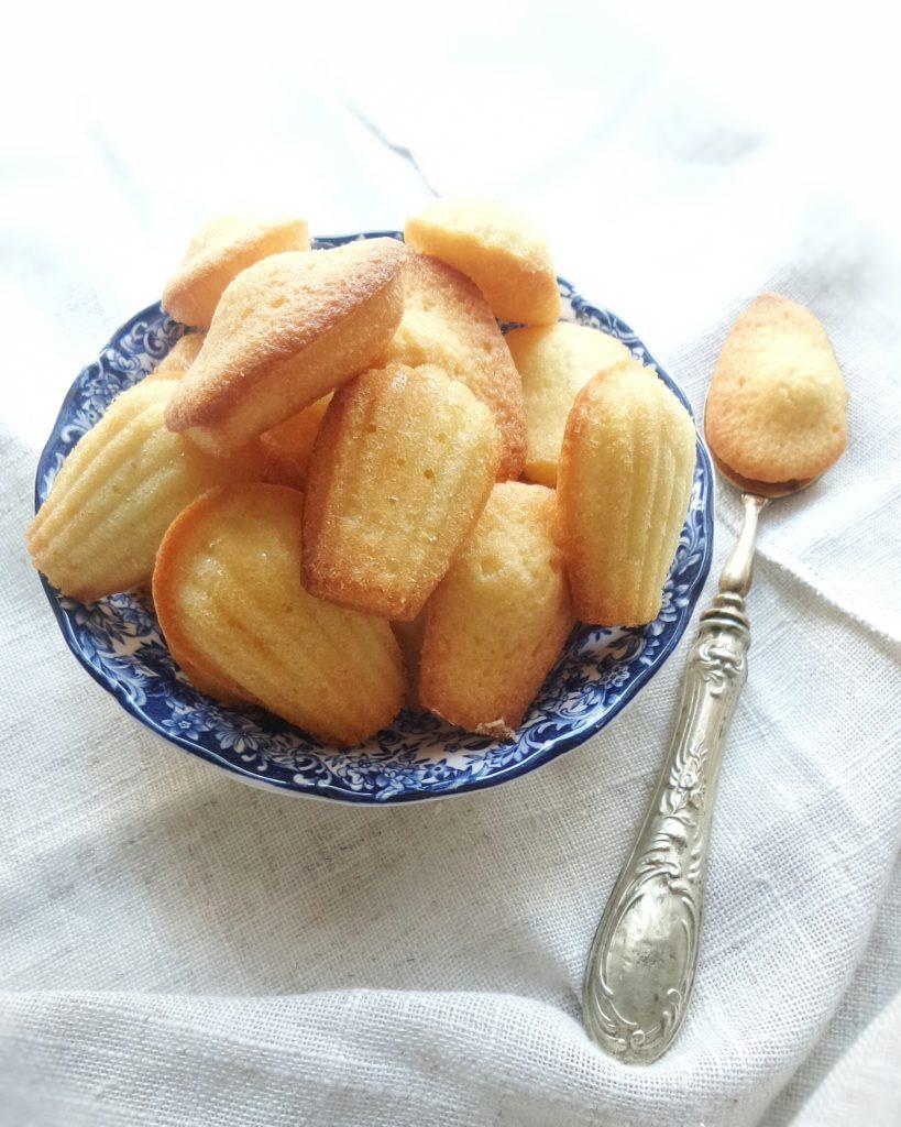 Le Petit Madeleine {al profumo di agrumi e vaniglia}