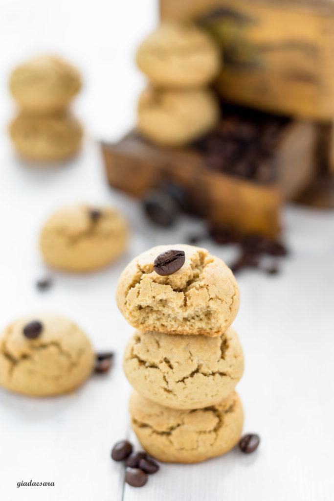 Biscottini rustici al caffè