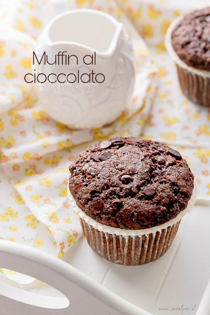 Muffin al cioccolato di Nigella Lowson